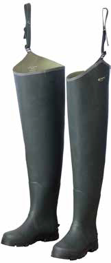 Ron Thompson Rubber Hip Deluxe Wader